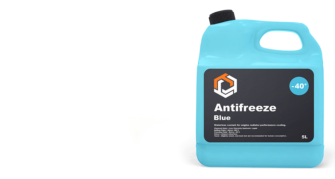 Antifreeze cat original